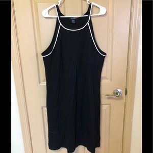 Gap women's halter style knit dress XL